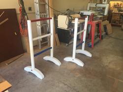 Wooden Ladder Golf