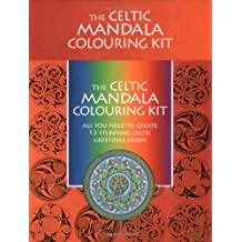 The Celtic Mandala Colouring Kit