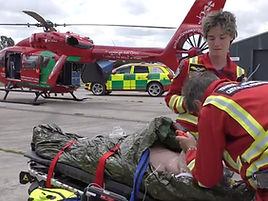 EMTS Cymru Welsh Flying Doctors News