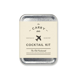 W&P Old Fashioned Carry On Cocktail Kit