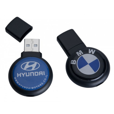 Custom storage USB logo unique