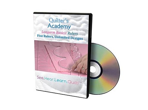 DVD HQ Rulers Unlimited Designs 5