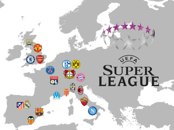 Euro Giants Prepare For New Super League