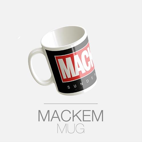 MACKEM MUG