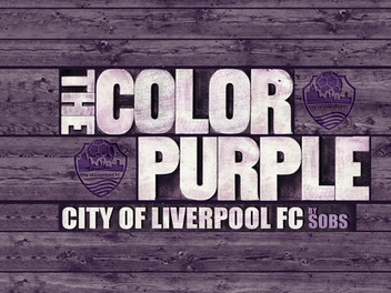 The Colour Purple: City Of Liverpool FC...