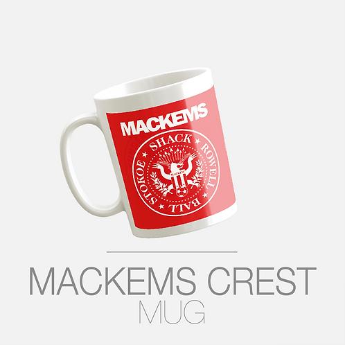 MACKEM CREST MUG