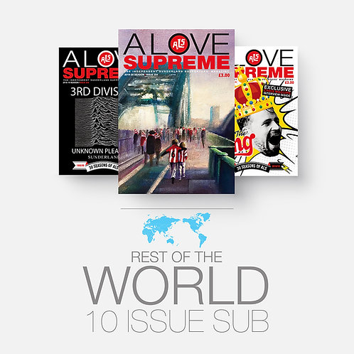 SUBSCRIPTION TO ALS (REST OF THE WORLD)