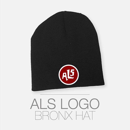 ALS Logo Bronx Hat
