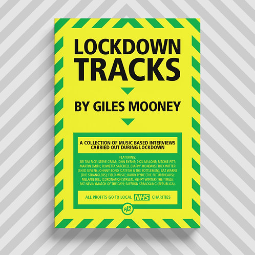 LOCKDOWN TRACKS: WITH FREE £5 FACE COVERING