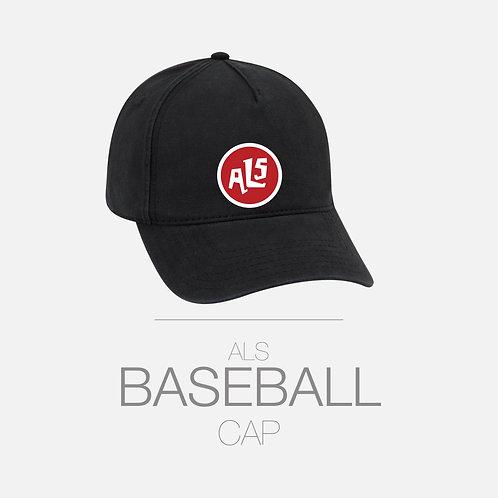 ALS BASEBALL CAP
