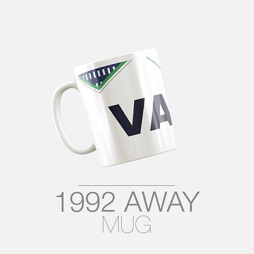 1992 AWAY MUG