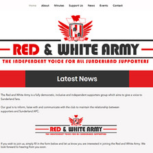 Red & White Army