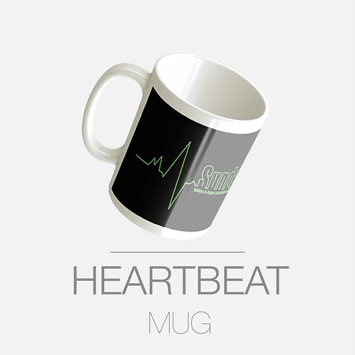 HEARTBEAT MUG (FREE POSTAGE)