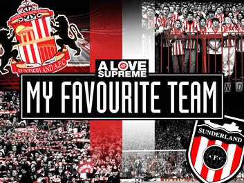 My Favourite Sunderland XI