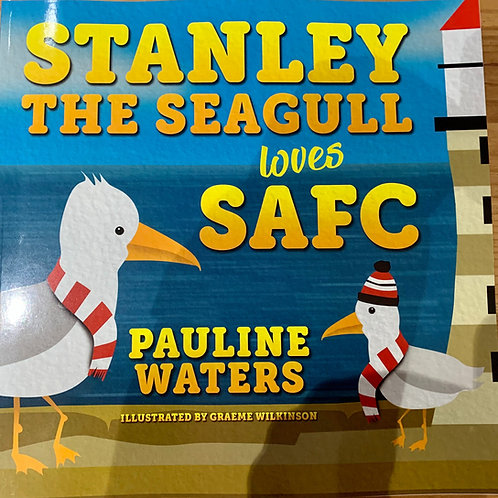 STANLEY THE SEAGULL LOVES SAFC