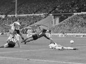 MAGIC WEMBLEY MOMENTS: 1985
