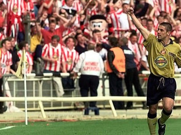 THE PLAY OFFS REVISITED: CHARLTON 1998