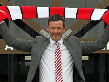 Jack Ross And Tony Coton Need To Hit The Ground Running...