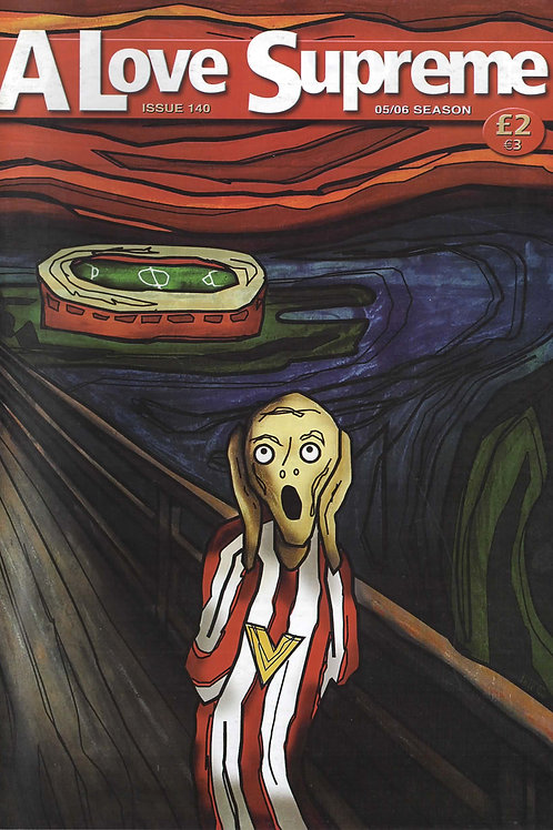 CLASSIC ALS COVER POSTER: THE SCREAM