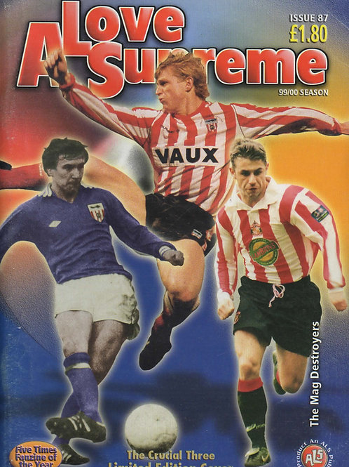 CLASSIC ALS COVER POSTER:THE CRUCIAL THREE