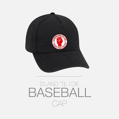 'TIL I DIE BASEBALL CAP