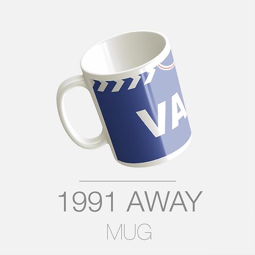 1991 AWAY MUG