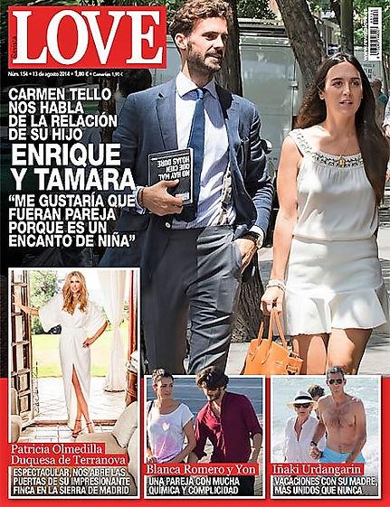 Yon González con Blanca Romero en Madame Figaro  www.yongonzalez.com Yon Gonzalez.