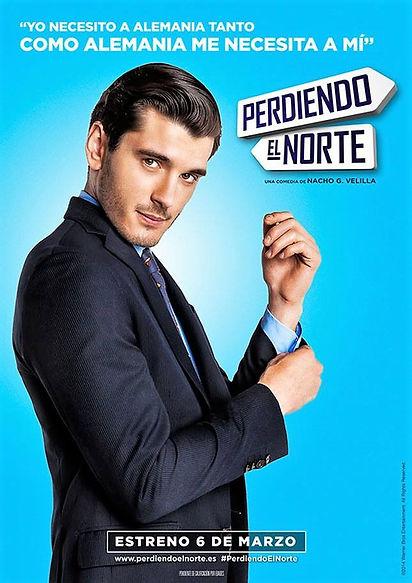 Yon González en perdiendo el norte, antena 3