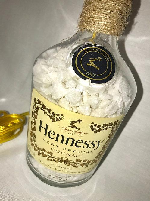 Hennessy Bottle Lamp