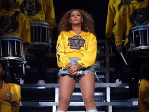 Beyoncé (HOMECOMING: A FILM BY BEYONCE)