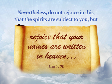 A Real Reason to Give Thanks and Rejoice
