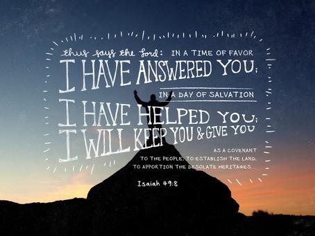 God Restores Israel