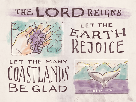 Be Glad Our Lord Reigns