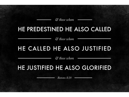 Predestined and Called