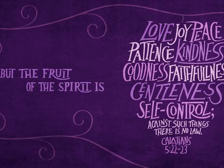 Not Fruits of Self Effort