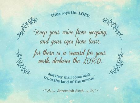 God's Unfailing Promise