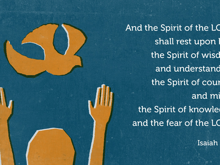 The Promise of Jesus, One Wonderfully Equipped by the Spirit of the Lord