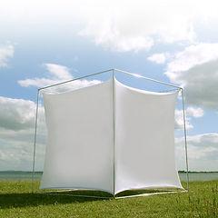 nadismo cubo vazio branco