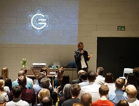 MoG at Mindfulness Conference I Hub 01sb