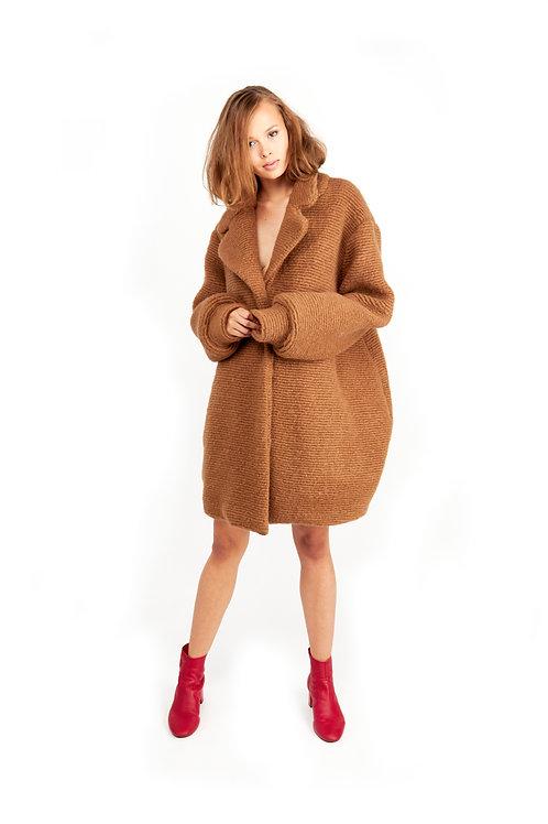 Suky Coat - Caramel