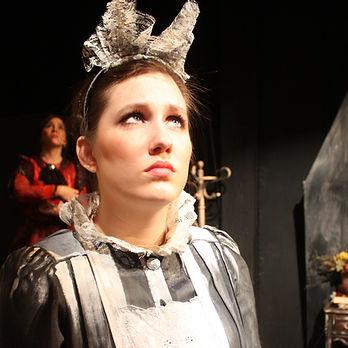 Jacqueline Harper Hedda Gabler Edinburgh Fringe