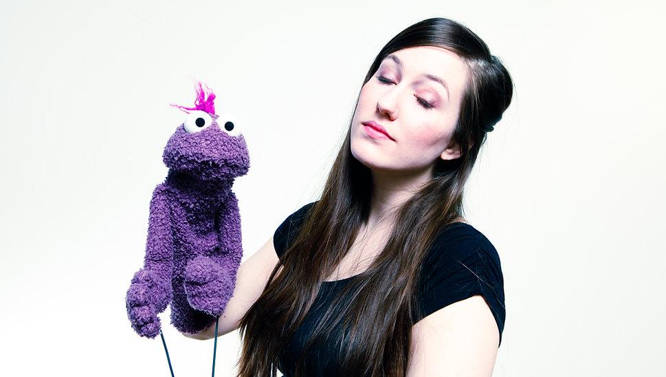 Jacqueline Harper puppets