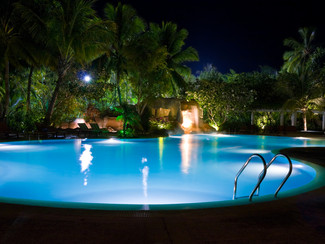 Are my pool lights safe?
