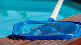 How often should my pool be cleaned or serviced?