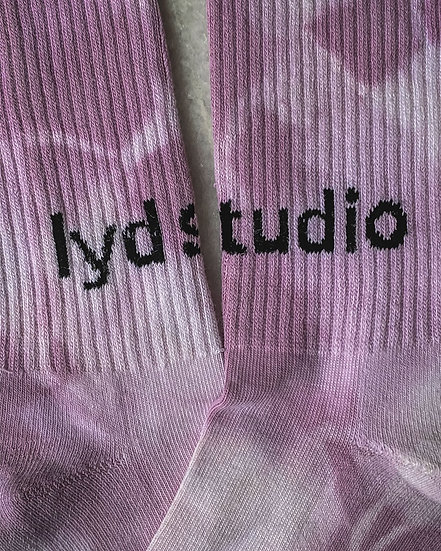 Lyd Studio X KLEREZOOI - Tie Dyed Socks