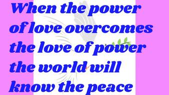 World Peace Day 2021