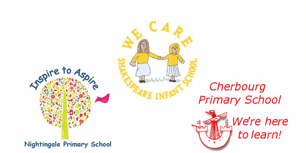 Year R and Year 1 Social - Nightingale, Shakespeare, Cherbourg,
