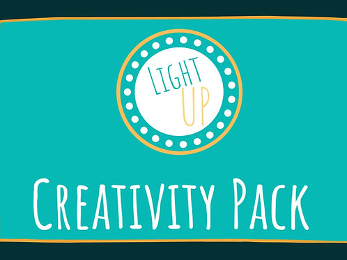 Creativity Pack and Postage