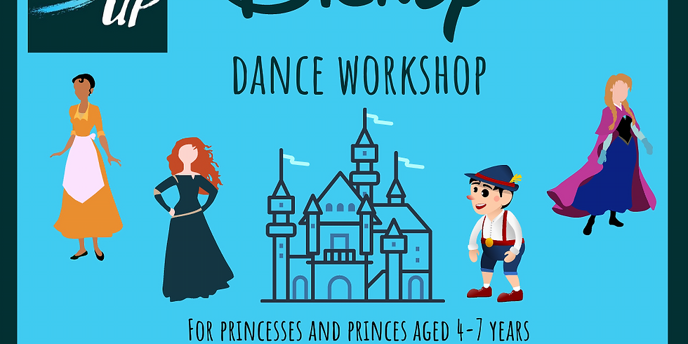 Disney Dance Workshop