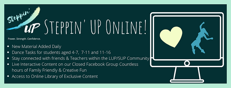 Steppin' UP Online! Facebook Cover.png